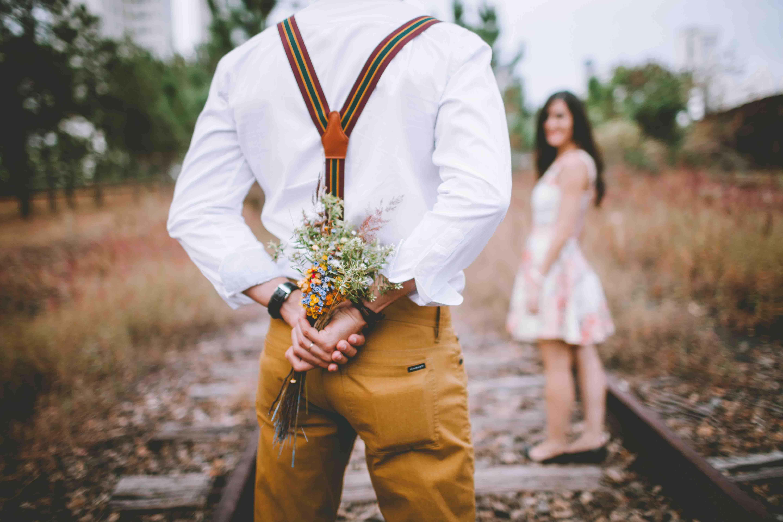 Indian Pre Wedding Photo Shoot